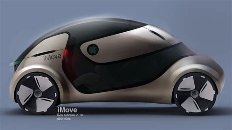 design apple car apple imove wallpaper car designs