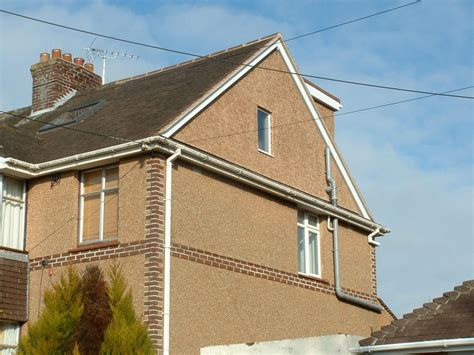 Hip To Gable Flat Hipped Roof Ldnmen