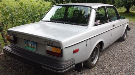 Volvo 240 Gt For Sale Restored 1978 Volvo 242gt Watercooled Intercooled B21ft