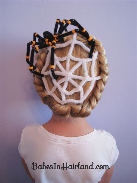 spider web hairstyle spiderweb hairstyle for in hairland