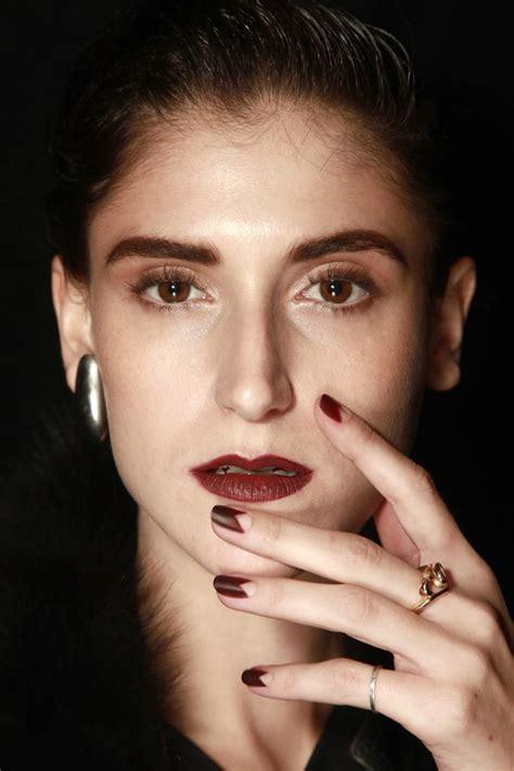 nail trends fall   york fashion week popsugar