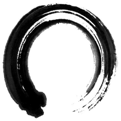 zen circle on