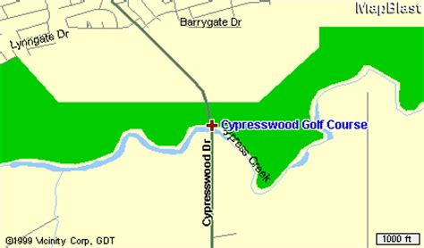 texas golf courses map houston area golf course guide