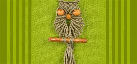 Macrame How To Make - how to make macrame owl 171 jewelry wonderhowto