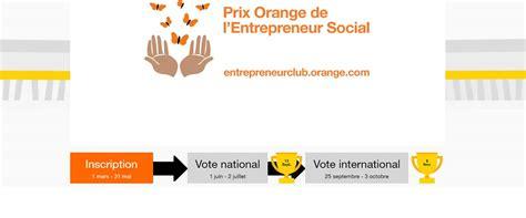 orange si鑒e social le concours orange poesam 2018 est lanc 233 aujourd hui jusqu
