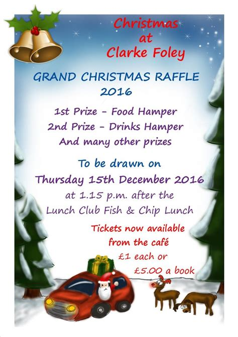 christmas raffle prize ideas grand raffle
