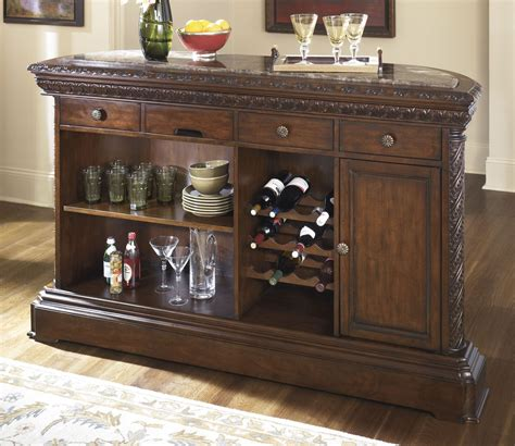 marble top bars north shore marble top bar from ashley d553 65 coleman
