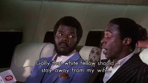 Airplane Movie Meme - jive speak aeroplane youtube