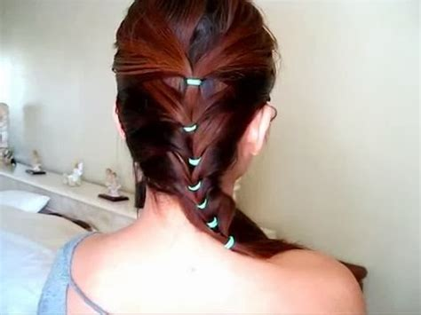 easy and pretty hairstyles for school a and easy hairstyle for school tutorial