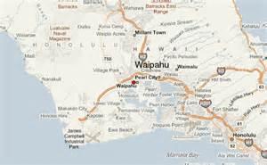 waipahu map waipahu location guide