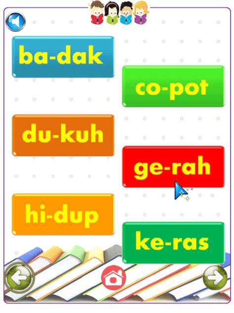 Spelling Belajar Huruf Dan Mengeja belajar membaca android apps on play