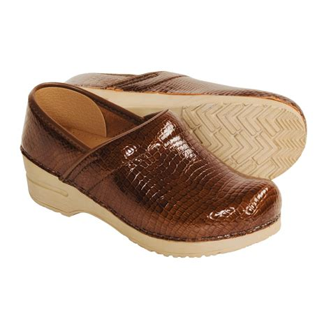 clogs for sanita sanita professional croco clogs for 2066t save 35
