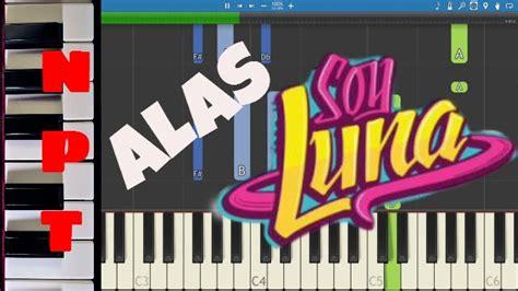 Musical Play Tidak Termasuk Alas soy alas piano tutorial letra como tocar alas disney how to play alas on piano