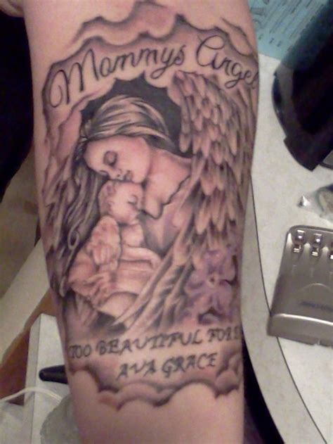 baby memorial tattoos b cebd65ed cc693a315 736 985 baby memorial tattoos gallery