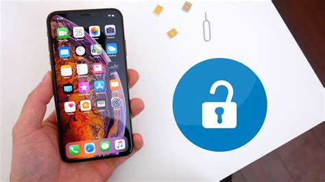 how to unlock iphone xs max any carrier