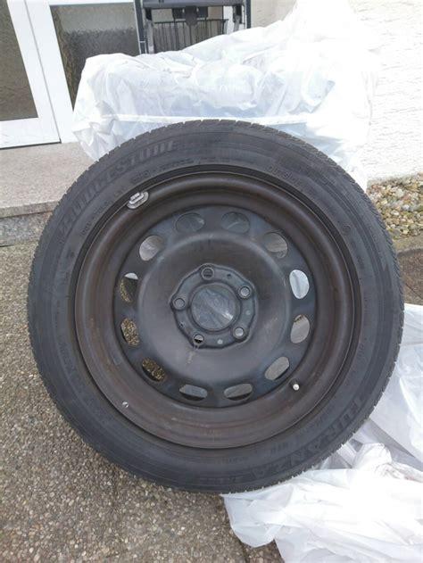 Bremsbeläge Bmw 1er Preis by Verkauft Bridgestone Turanza Auf Stahlfelge 16 Bmw