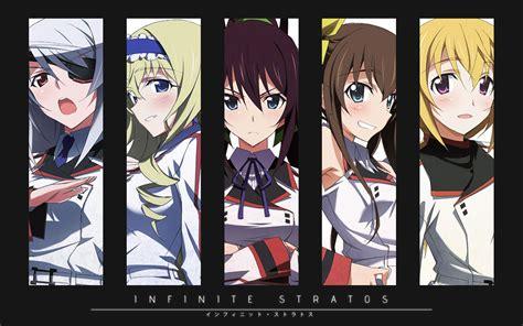 anime just like infinite stratos anime infinite stratos review imserious4ursake