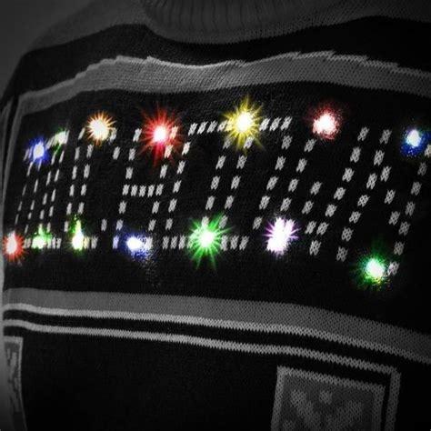 raiders light up sweater oakland raiders nfl mens light up sweater