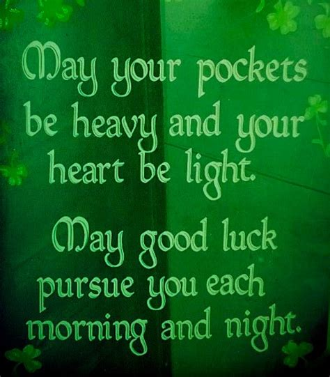 Here s an irish blessing just in time for st patrick s day