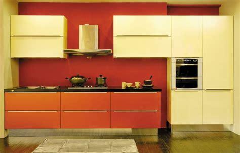 eine wand küche layout k 252 che wandfarbe orange k 252 che wandfarbe orange and