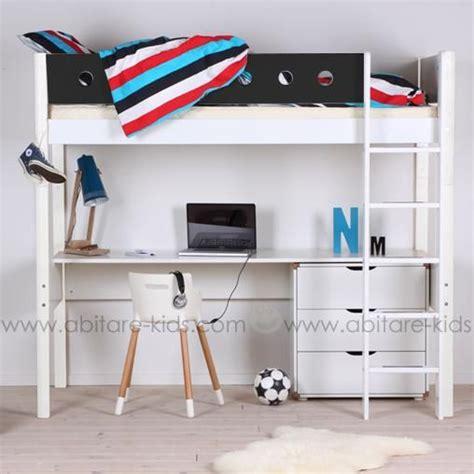 Bureau Evolutif Ikea by Lit Mezzanine Pour Enfant 90x200 Cm De La Marque Flexa