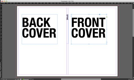 How To Set Up Your File For Zine Printing At Ex Why Zed Zine Template Indesign