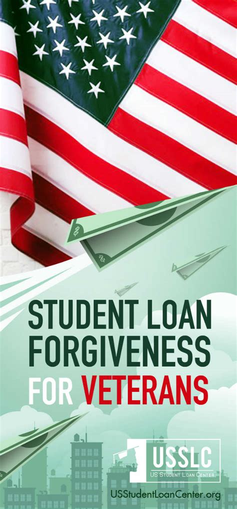 Non Cosigner Student Loans Mba by Usslc Student Loan Forgiveness For Veterans Student Loan
