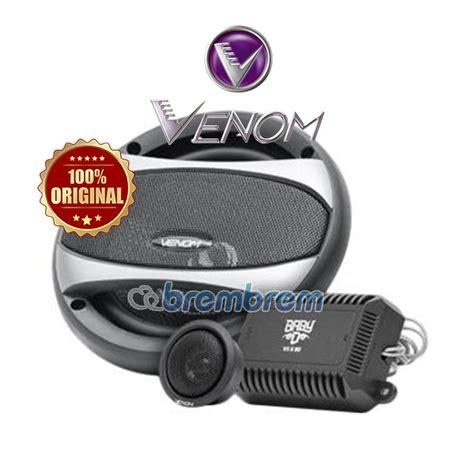 Speaker Venom Black Series jual beli otomotif brembrem