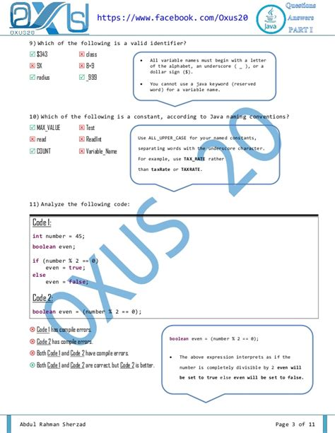 oxus20 java programming questions and answers part i