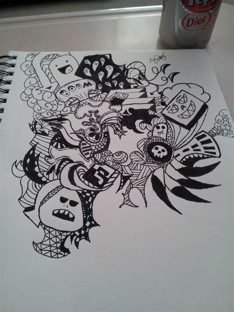 doodle v2 doodle 4 v2 by dowler214 on deviantart