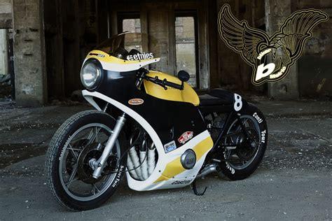 Suzuki Racer Suzuki Gs750 Racer Jtbrothers Bikermetric