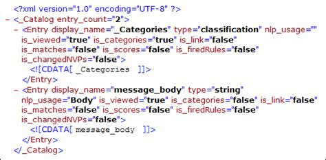 xml tutorial element attribute classification workbench importing xml files that