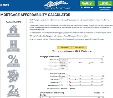 house mortgage payment calculator house loan affordability calculator 28 images