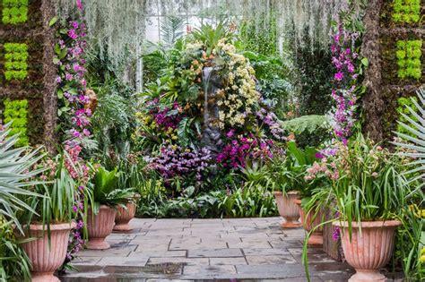 New York Botanical Garden Orchid Show New York Botanical Garden The Orchid Show Thailand The Culture Concept Circle