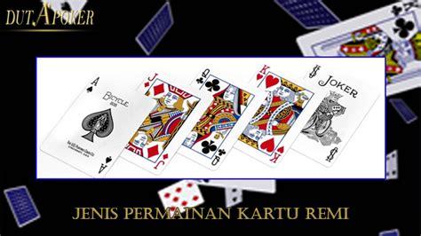 Kartu Remi Kartu Sulap Superior Merah jenis permainan kartu remi alternativedutapoker