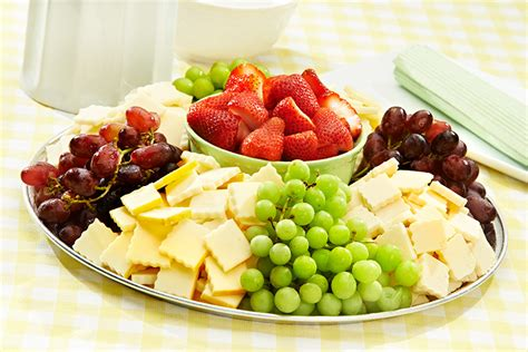 fruit and cheese platter cheese and fruit tray gerrity s planning