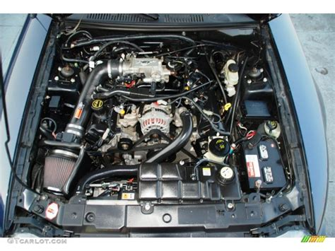 2002 mustang engine 2002 ford mustang gt convertible 4 6 liter sohc 16 valve