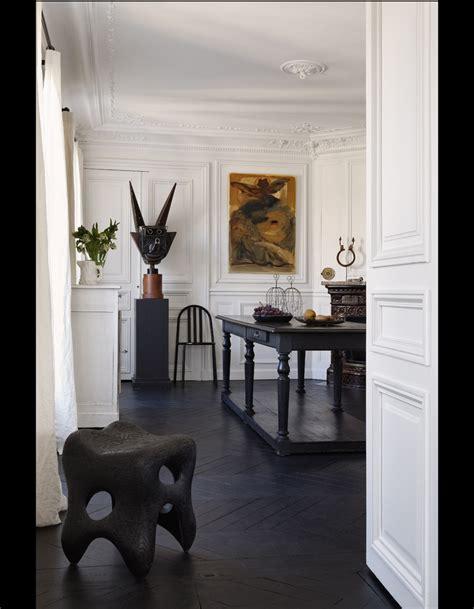 Appartement Noir Et Blanc by Decoration Appartement Noir Et Blanc