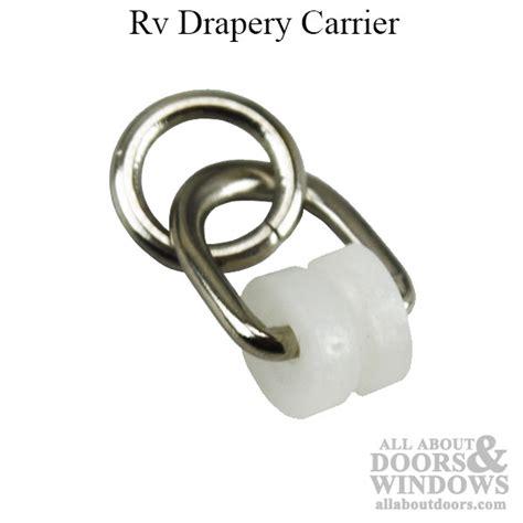drapery carriers r v drapery carrier i beam track