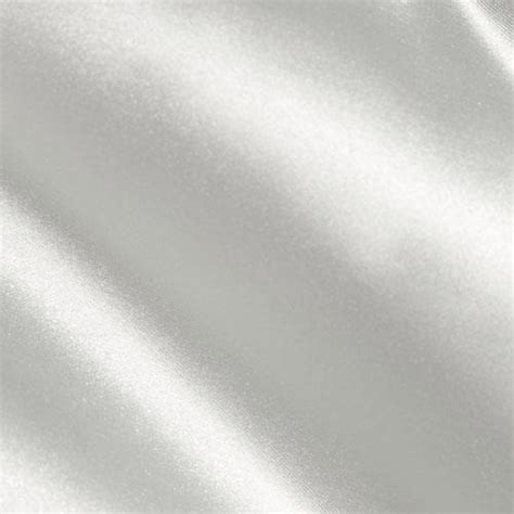 silky white silky satin charmeuse solid white discount designer fabric fabric com