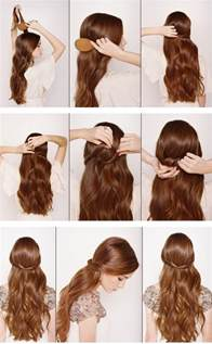 how to do twist hairstyle step by step 14 simple and easy lazy girl hairstyle tips that are done