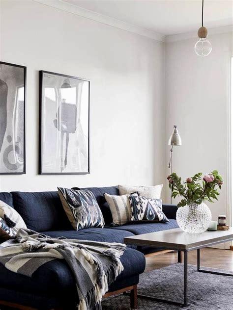 cute royal blue velvet sofa decor modern sofa design ideas