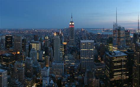 manhattan night in new york city 4k wallpapers new york city at night wallpaper 32150