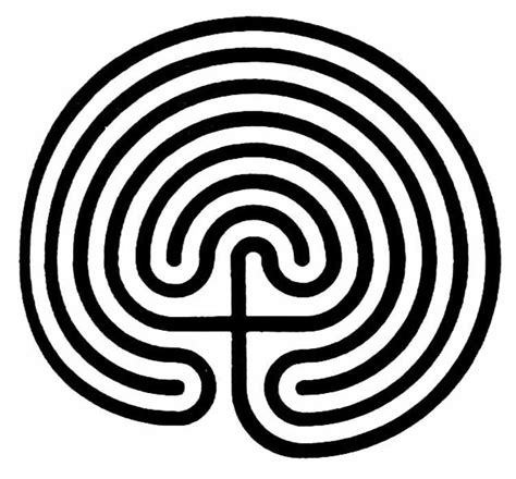 printable labyrinth maze color the labyrinth