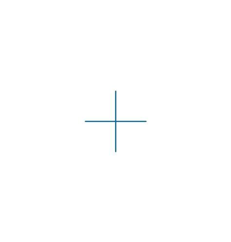 polarity symbols design elements electrical and telecom design elements