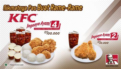 Paket Hotwheels Reguler Murah Original kfc promo paket jagonya ayam mulai dari rp 30 000