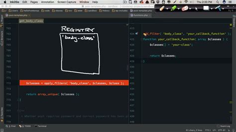 theme callback exle hooking into wordpress what the heck is a hook know