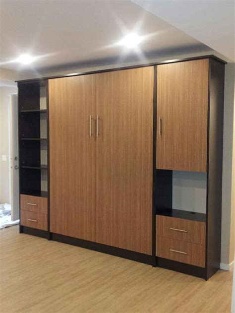 murphy bed wall units 18 best images about custom murphy wall bed units on