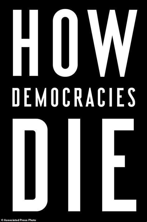 how democracies die books dozens more resistance books scheduled for 2018 daily