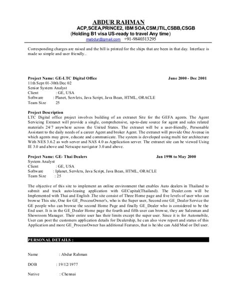 manual testing sle resumes sle test template for manual testing 28 images best
